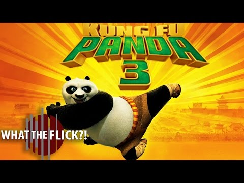 Kung Fu Panda 3 – Official Movie Review