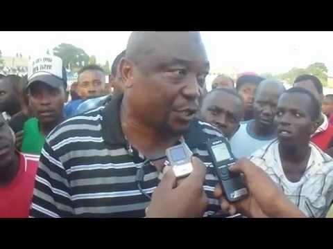 HIVI NDIVYO COASTAL UNION ALIVYOMCHAPA MGAMBO SHOOTING BAO 1-