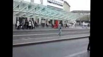 Der Pisser am Marktplatz St.Gallen