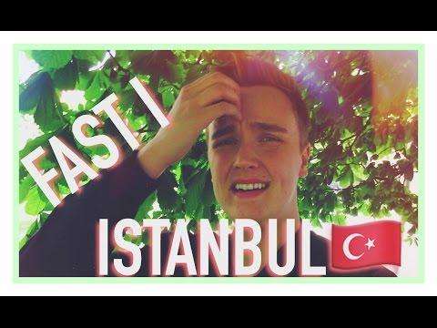 RESAN TILL TURKIET✈ | Fast i Istanbul?!