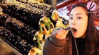 Busan Authentic Street Food!!!