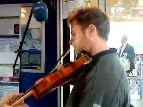 WLR FM Guilhem performing 'The Tempest'