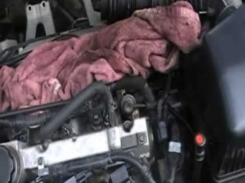 2006 kia sedona oil control valve location