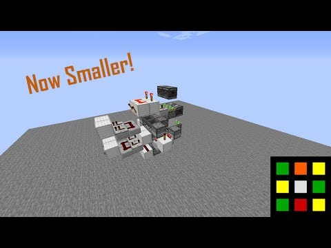 Minecraft Russian Roulette Game Engine V2 (Minecraft Redstone Tutorial) thumbnail