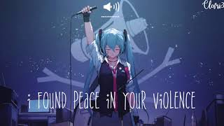 Nightcore → Silence (Cover/Lyrics)