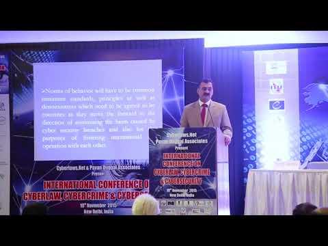 Cyber Law   International Developments on Cyber Security Law by Pavan Duggal