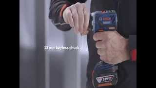 Bosch GSR18V-ECFC2 Drill Driver Brushless from Power Tools UK