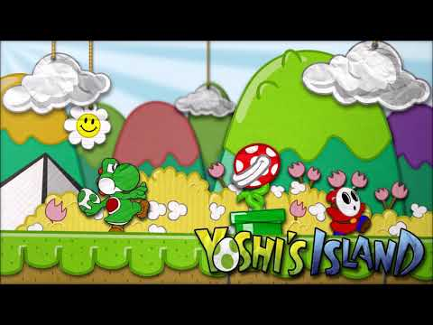50 Minutes of Relaxing Yoshi Music