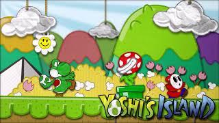 50 Minutes of Relaxing Yoshi Music