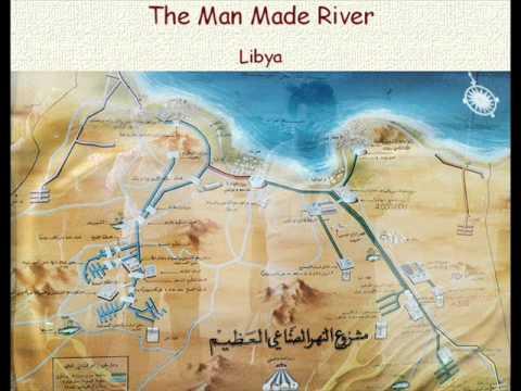 """Risultato immagini per Great Man-Made River (GMR)"""""""