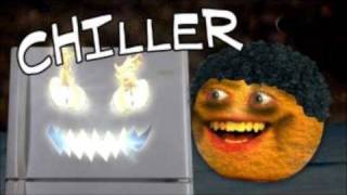 annoying orange - chiller song