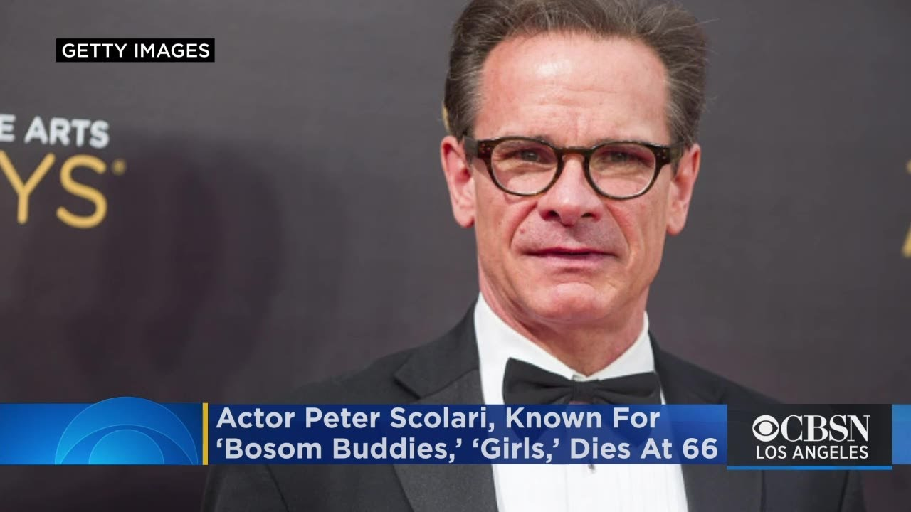 Peter Scolari, 'Newhart' and 'Girls' Actor, Is Dead at 66