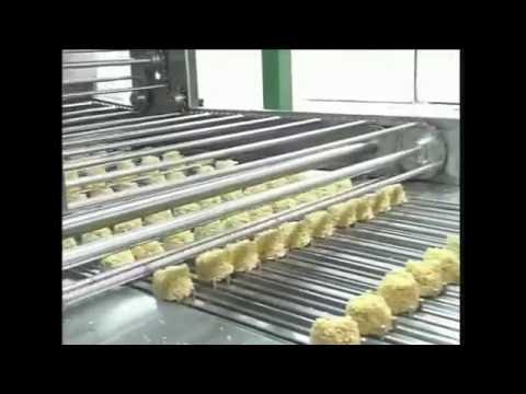 Como se fabrican las sopas maruchan/As soups are made maruchan