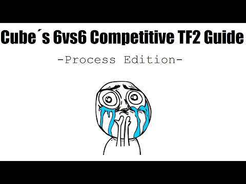 Cube´s 6vs6 Competitive TF2 Guide - Process Edition