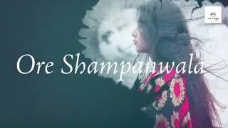 Ore Shampanwala Tui Amare Korli Dewana || cover song || RATAN THE GOLDFISH.