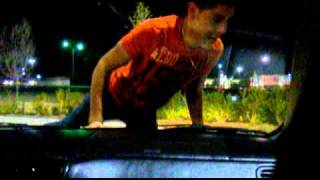 Jeison Booty Shaking The Car