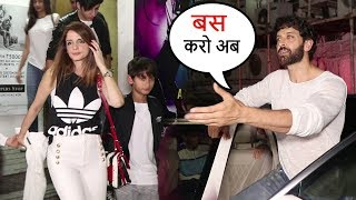 Hrithik Roshan SHOUTS On Media Harassing Ex Wife Suzanne To Shows That He Still LOVES Her