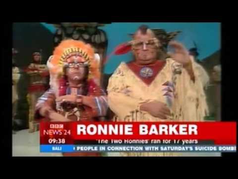 Ronnie Barker obituary (BBC News 24 Breaking News, 2005)