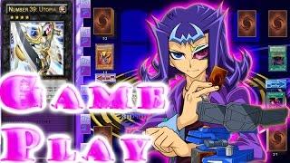 Yu-Gi-Oh! ZEXAL Power of Chaos MOD Shark The Destruction -gameplay