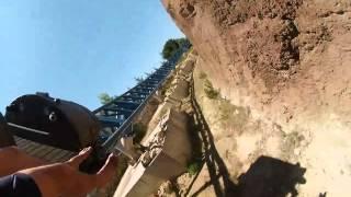 Port Aventura - Furius Baco on GoPro Hero3