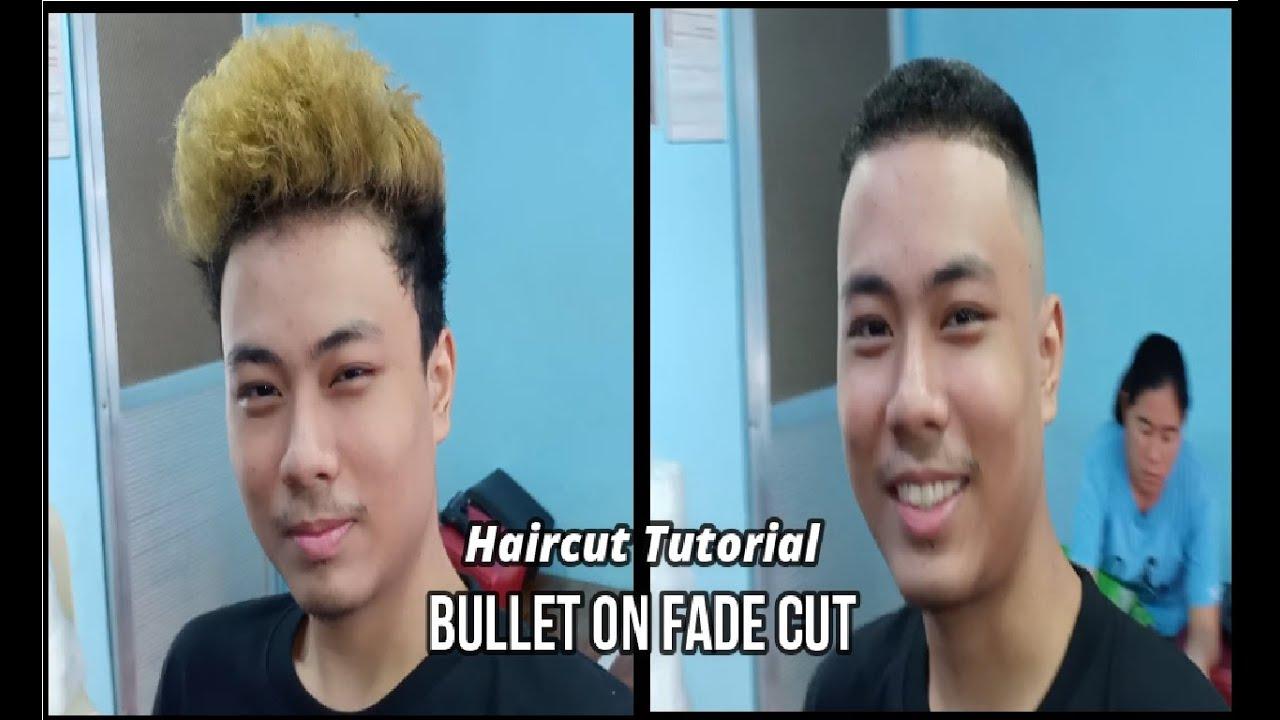 Bullet On Fade Cut L Easy Haircut Tutorial By Jojo S Barber Shop Youtube