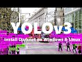 Install YOLOv3 and Darknet on Windows/Linux and Compile It With OpenCV and CUDA | YOLOv3 Series 2