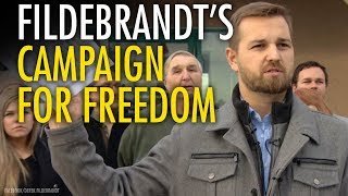 Holly Nicholas reports, Wildrose MLA Derek Fildebrandt recently ann...