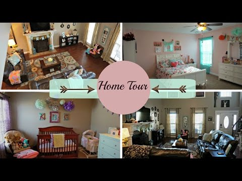 ✿ OUR HOME TOUR ✿ 2017
