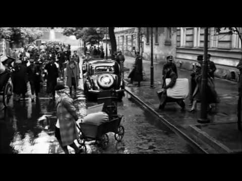 Schindlers List - Rich jew leaves his home