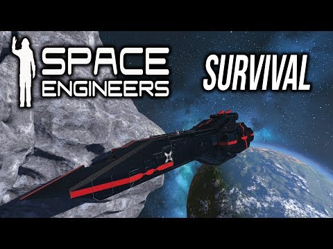 Space Engineers Survival - Community Game Night [Part #2]