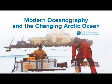 Modern Oceanography And The Changing Arctic Ocean
