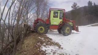 mb-trac forestry/forst