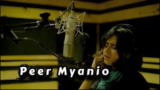 """PEER MYANIO""  SNITI MISHRA | JAAN NISSAR LONE | NEW KASHMIRI SUFI SONG | LATEST HIT SONG"