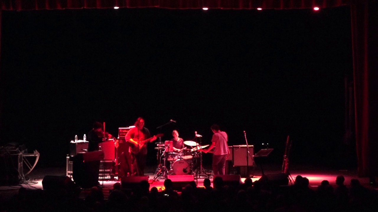Yo La Tengo - Heroin (Velvet Underground) Gershman Y Philadelphia,Pa 12.15.16