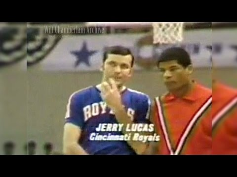 Jerry Lucas 8pts, 6reb (1969 NBA ASG Full Highlights)