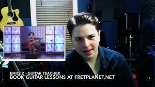 Guitar Teacher Reacts to Taj Farrant - Kid Guitar Prodigy