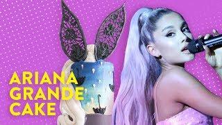 This Ariana Grande Birthday Cake is Iconic  Food.com