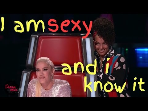 Sexy Songs. Hot Guys and Sexual Healing (The Voice Blind Auditions) videó letöltés