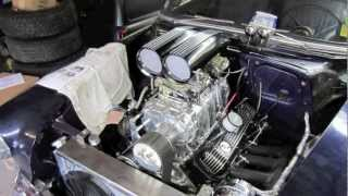 Part 6 How To Install Freeze Plugs. BB Chevy Back From The Machine Shop