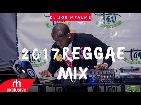 DJ JOE MFALME - 2017  REGGAE ONE DROP MIX  The Double Trouble Mix Vol 6  (RH EXCLUSIVE)