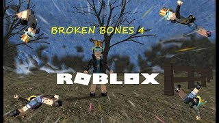 ON SE BRISE LES OS !! | Roblox BrokenBones 4