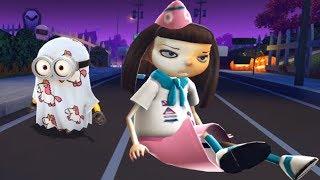 Despicable Me Minion Rush : Ghost Minion Vs The Meena !