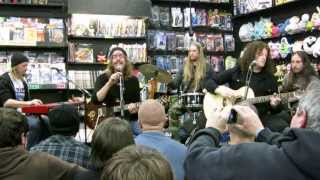 Opeth - Häxprocess (Record Store Day Performance 2013)