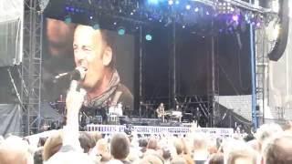 "Bruce Springsteen ""wrecking Ball / Night"" Live @ Berlin 2016"