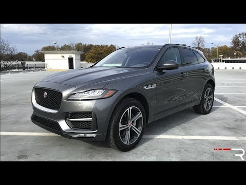 2018 Jaguar F-Pace 2.0d – Redline: Review