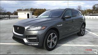 2018 Jaguar F-Pace 2.0d – Redline: Review thumbnail