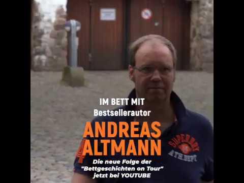 Bettgeschichten #26  - Andreas Altmann - Instagram Teaser zur Folge