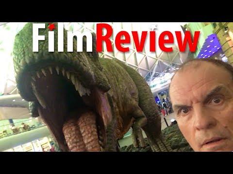 Jurassic World: Fallen Kingdom dinosaurs at London's Kings Cross station