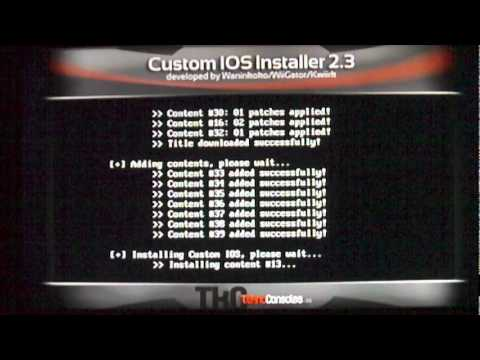 cios installer r21