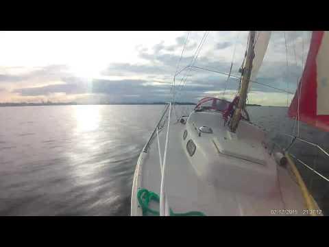 Tallinn Bay yachting